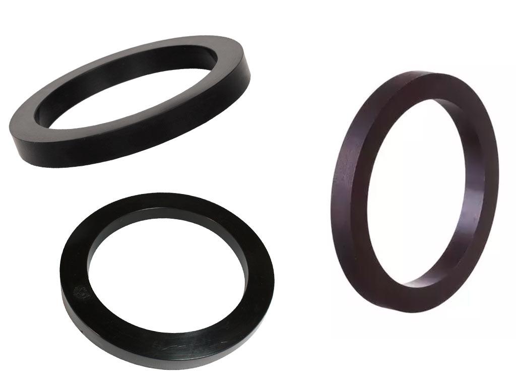 Уплотнительные кольца прямоугольного сечения